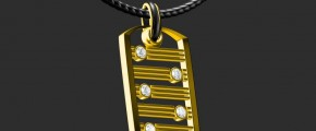 Dog Tag Fashion