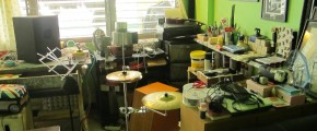 My Studio Cajondrum