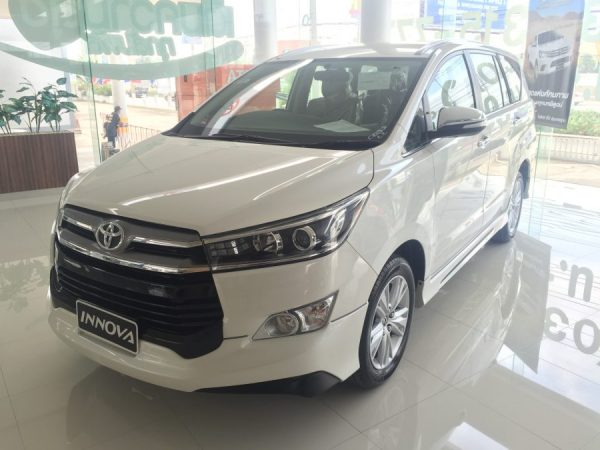 All New Toyota INNOVA Crysta 2.8V