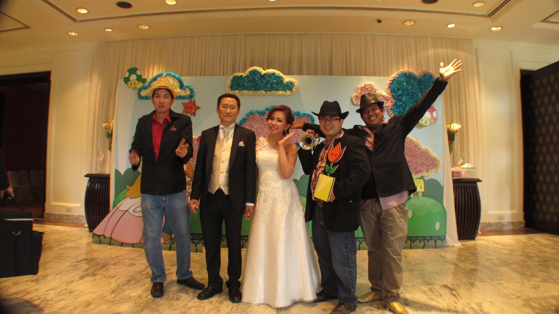 วงดนตรี งานแต่งงาน งานอีเว้นท์ งานเลี้ยง